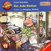 Der Jade-Elefant / Kommissar Kugelblitz Bd.11 (MP3-Download)