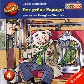 Der grüne Papagei / Kommissar Kugelblitz Bd.4 (MP3-Download)