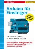 Arduino für Einsteiger (eBook, PDF)