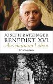 Joseph Ratzinger Benedikt XVI. - Aus meinem Leben (Mängelexemplar)