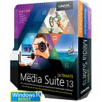 CyberLink MediaSuite 13 Ultimate (Download für Windows)