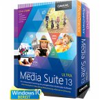 CyberLink MediaSuite 13 Ultra (Download für Windows)