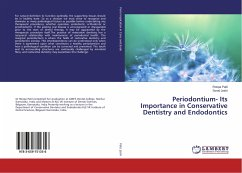 Periodontium- Its Importance in Conservative Dentistry and Endodontics - Patil, Roopa; Joshi, Sonal