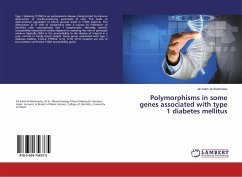 Polymorphisms in some genes associated with type 1 diabetes mellitus - Al-Shehmany, Ali Salim