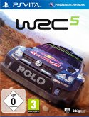 WRC 5 - FIA World Rally Championship (PlayStation Vita)