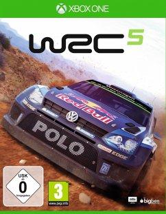 WRC 5 - FIA World Rally Championship (Xbox One)