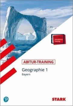 Abitur-Training - Geographie 1 Bayern mit Active Book - Raczkowsky, Bernd; Büttner, Wilfried; Dimpfl, Hans; Eckert-Schweins, Werner
