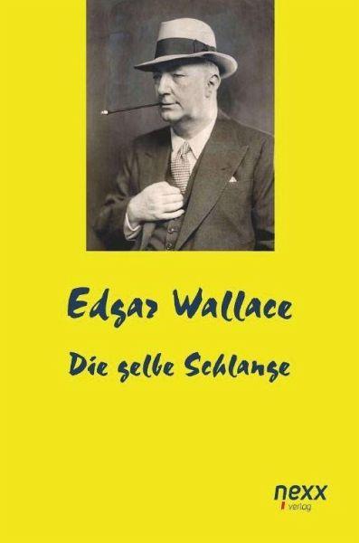 Die gelbe Schlange - Wallace, Edgar