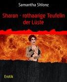 Sharon - rothaarige Teufelin der Lüste (eBook, ePUB)
