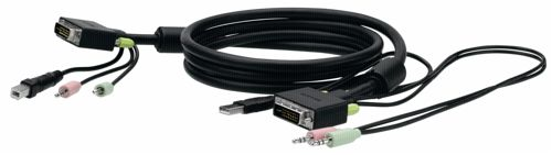 Belkin New SoHo USB, DVI Kabel- garnitur mit Audio 3m F1D9104-10 ...