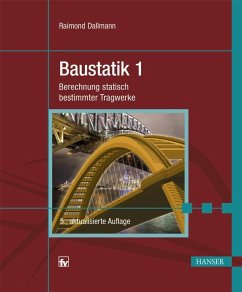 Baustatik 1 (eBook, PDF) - Dallmann, Raimond