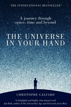 The Universe in Your Hand (eBook, ePUB) - Galfard, Christophe