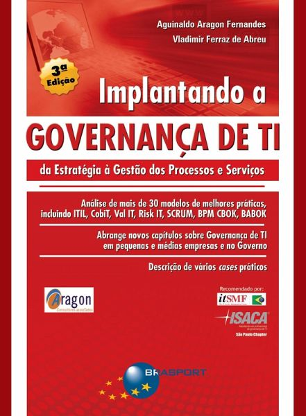 Implantando a governança de ti (4ª edição) ebook   aguinaldo.