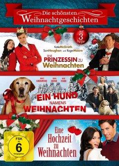 Die schönsten Weihnachtsgeschichten DVD-Box