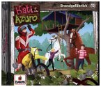 Kati & Azuro - Brandgefährlich, 1 Audio-CD