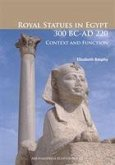 Royal Statues in Egypt 300 BC-AD 220