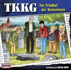 Der Friedhof der Namenlosen / TKKG Bd.194 (1 Audio-CD)
