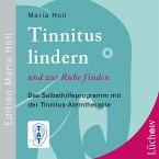 Tinnitus lindern und zur Ruhe finden (MP3-Download)