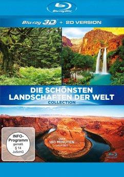 Die schönsten Landschaften der Welt (Blu-ray 3D)