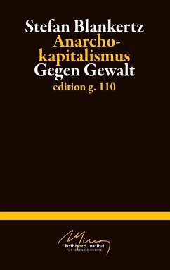 Anarchokapitalismus (eBook, ePUB)