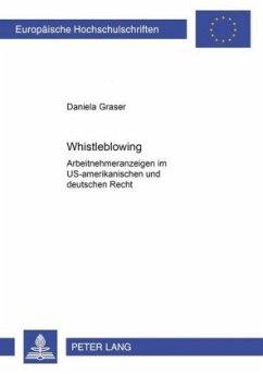 Whistleblowing - Graser, Daniela