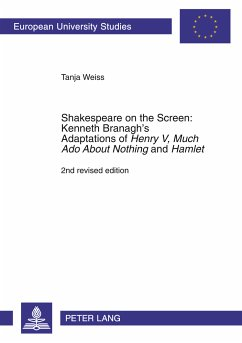 Shakespeare on the Screen: Kenneth Branagh's Adaptations of Henry V, Much Ado About Nothing and Hamlet