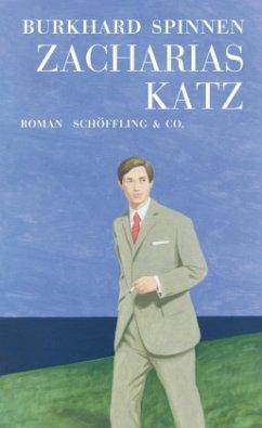Zacharias Katz (Mängelexemplar) - Spinnen, Burkhard