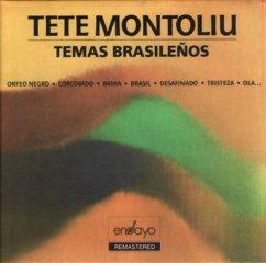 Temas Brasilenos - Montoliu,Tete
