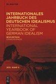 Internationales Jahrbuch des Deutschen Idealismus / International Yearbook of German Idealism. Bewusstsein/Consciousness
