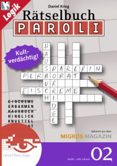 Rätselbuch Paroli 02 - Krieg, Daniel