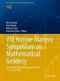VIII Hotine-Marussi Symposium on Mathematical Geodesy