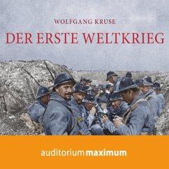Der Erste Weltkrieg (Ungekürzt) (MP3-Download) - Kruse, Wolfgang
