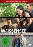 Weissensee - Alle drei Staffeln auf 6 DVDs (6 Discs)