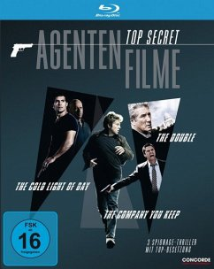 Top Secret Agentenfilme (3 Discs)
