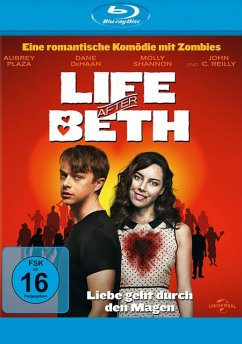 Life After Beth - Aubrey Plaza,Dane Dehaan,John C.Reilly