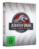 Jurassic Park Collection (Limited Edition, Steelbook, 4 Discs)