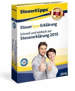 Steuer-Spar-Erklärung 2016