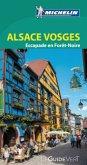 Michelin Le Guide Vert Alsace Vosges