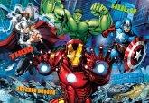 3 D Vision - Avengers Assemble (Kinderpuzzle)