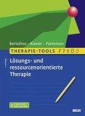 Therapie-Tools Lösungs- und ressourcenorientierte Therapie