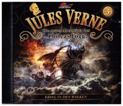 Krieg in den Wolken, 1 Audio-CD