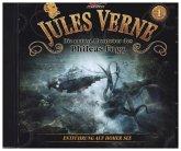 Die neuen Abenteuer des Phileas Fogg - Entführung auf hoher See, 1 Audio-CD