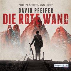 Die Rote Wand (MP3-Download) - Pfeifer, David