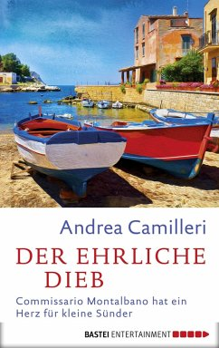 Der ehrliche Dieb / Commissario Montalbano (eBook, ePUB) - Camilleri, Andrea