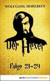 Der Hexer - Folge 21-24 (eBook, ePUB)