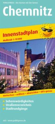 PublicPress Stadtplan Chemnitz