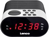 Lenco CR-07 Radiowecker weiß