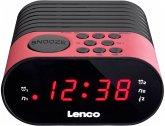Lenco CR-07 Radiowecker pink
