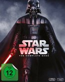 Star Wars - The Complete Saga I-VI Bluray Box