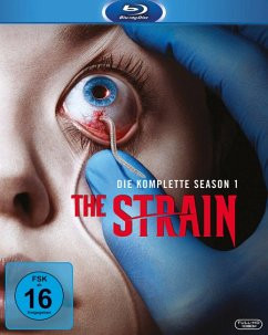 The Strain - Staffel 1 / Ephraim Goodweather Trilogie (Blu-ray)
